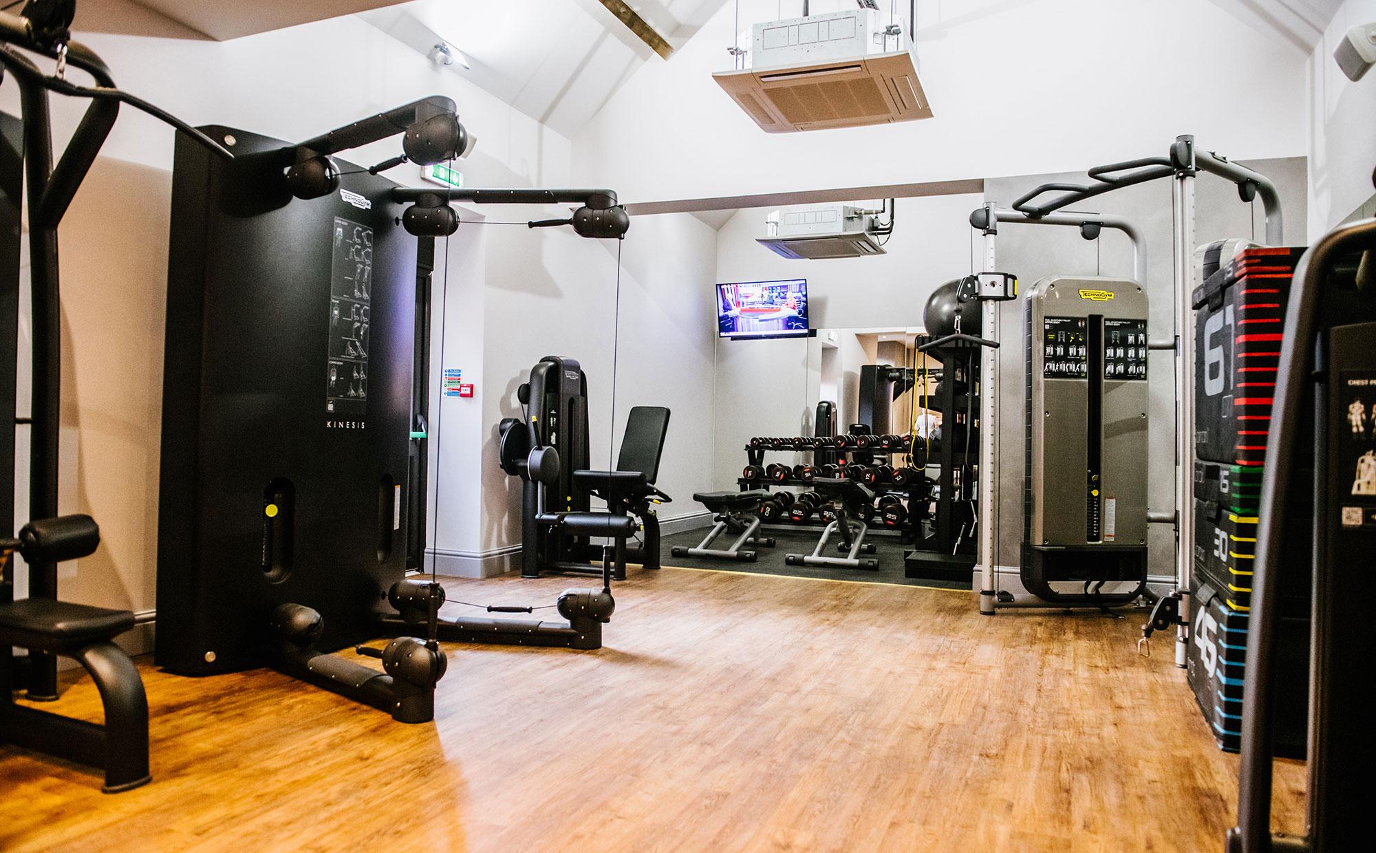 Gym Lytham St Annes